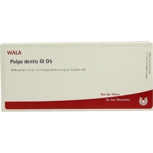 PULPA DENTIS GL D 5, 10X1 ML, Wala Heilmittel GmbH