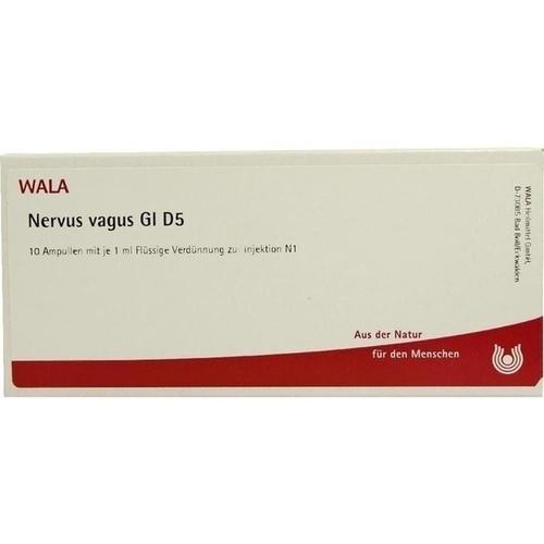 NERVUS VAGUS GL D 5, 10X1 ML, Wala Heilmittel GmbH