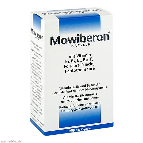 Mowiberon, 100 ST, Rodisma-Med Pharma GmbH