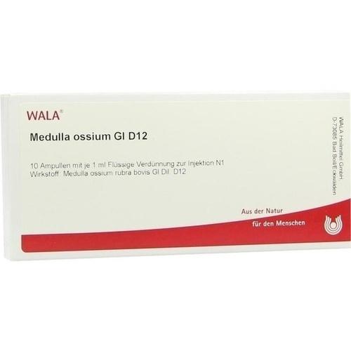 MEDULLA OSSIUM GL D12, 10X1 ML, Wala Heilmittel GmbH