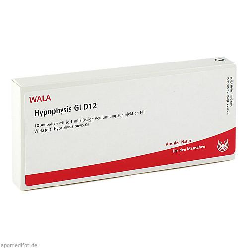 HYPOPHYSIS GL D12, 10X1 ML, Wala Heilmittel GmbH