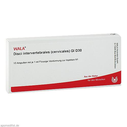 DISCI INTERVE (CER) GL D30, 10X1 ML, Wala Heilmittel GmbH