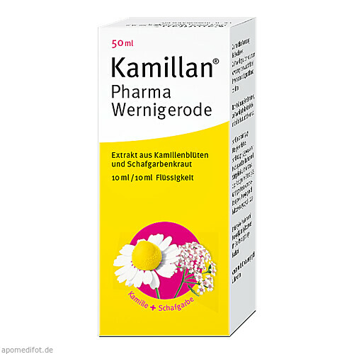 Kamillan, 50 ML, Aristo Pharma GmbH