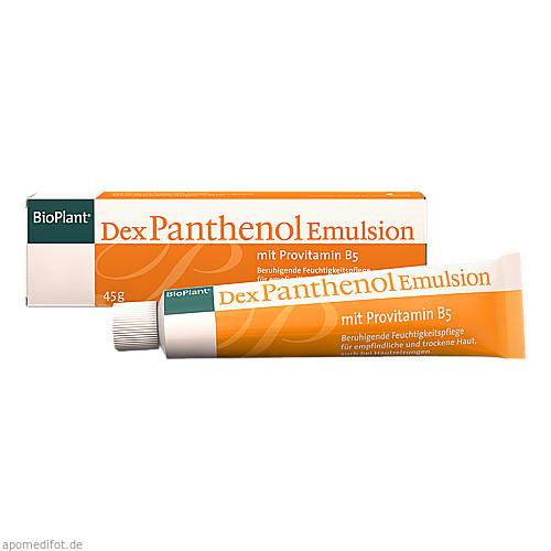 BioPlant DexPanthenol Emulsion, 45 G, Serumwerk Bernburg AG
