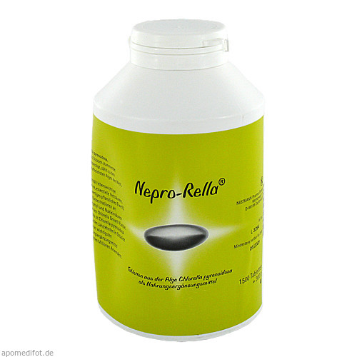 Nepro-Rella, 1500 ST, Nestmann Pharma GmbH