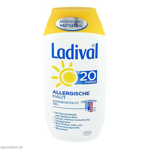 Ladival allerg. Haut Gel LSF20, 200 ML, STADA GmbH
