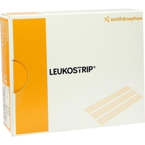 LEUKOSTRIP 4X38MM BOX, 50X8 ST, Smith & Nephew GmbH
