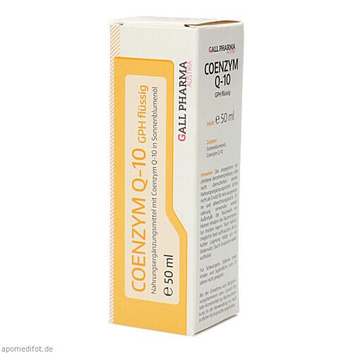 COENZYM-Q-10 GPH FLÜSSIG, 50 ML, Hecht-Pharma GmbH