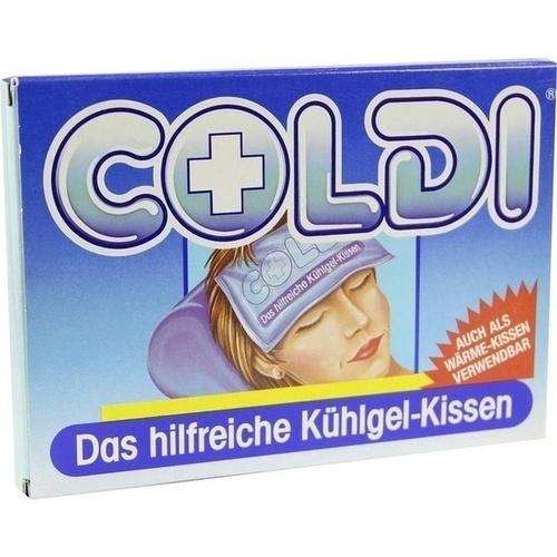 COLDI KUEHLGEL KISSEN 10x16, 1 ST, Ferdinand Eimermacher GmbH & Co. KG