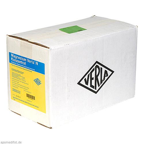 MAGNESIUM VERLA N KONZENTRAT, 500 ST, Verla-Pharm Arzneimittel GmbH & Co. KG
