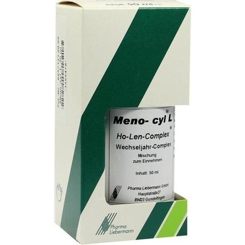 Meno-cyl L Ho-Len-Complex Wechseljahr-Complex, 50 ML, Pharma Liebermann GmbH