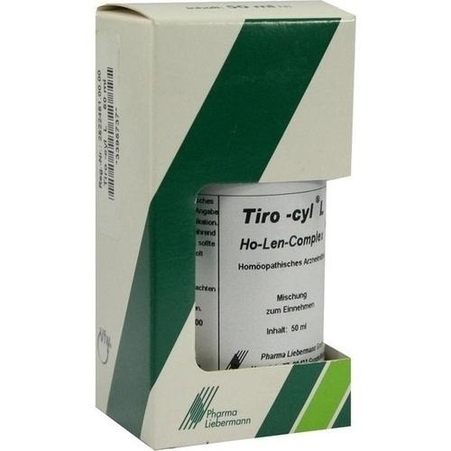 Tiro-cyl L Ho-Len-Complex, 50 ML, Pharma Liebermann GmbH