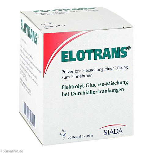 ELOTRANS, 20 ST, STADA GmbH