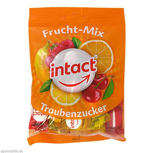 INTACT TRAUBENZ FRUCHT MIX, 75 G, Sanotact GmbH