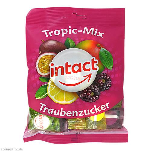 INTACT TRAUBENZ TROPIC MIX, 75 G, Sanotact GmbH