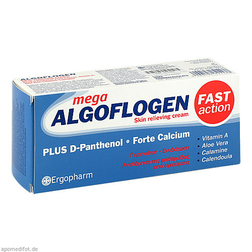 ALGOFLOGEN CREAM, 200 ML, Abis-Pharma