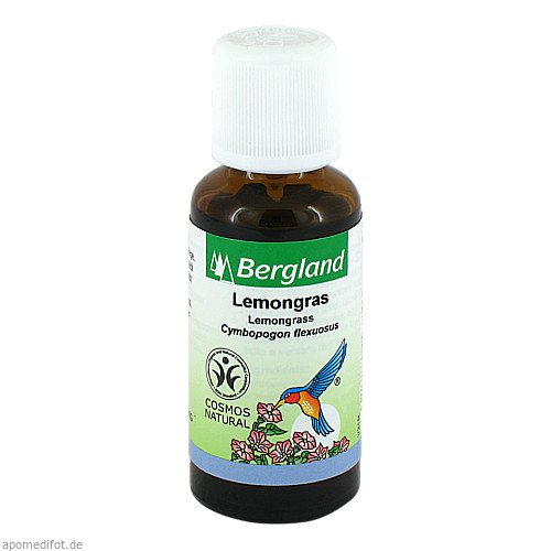Lemongras Öl, 30 ML, Bergland-Pharma GmbH & Co. KG