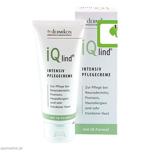 iQlind Intensiv Pflegecreme, 100 ML, Dermikon GmbH
