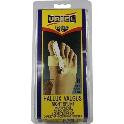 Hallux Valgus Nachtschiene R, 1 ST, Health Care Products Vertriebs GmbH