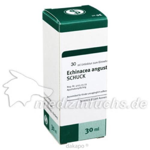 ECHINACEA ANGUST SCHUCK, 30 ML, Schuck GmbH Arzneimittelfabrik