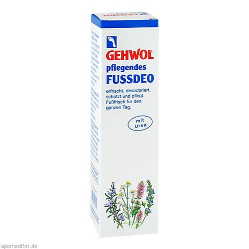 GEHWOL PFLEGENDES DEO PUMP, 150 ML, Eduard Gerlach GmbH