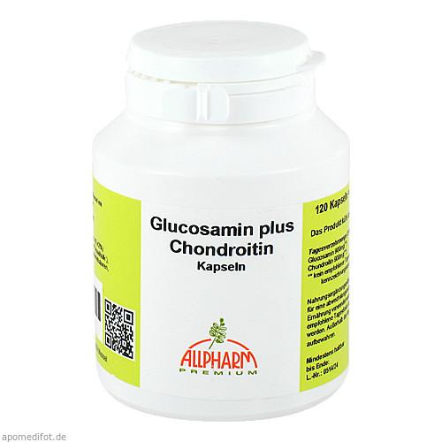 GLUCOSAMIN + CHONDROITIN, 120 ST, Allpharm Vertriebs GmbH