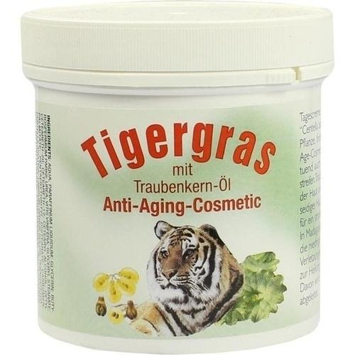 Tigergras-Creme mit Traubenkernöl, 250 ML, Weko-Pharma GmbH