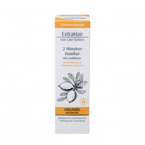 EXTRAHAIR Hair Care Sys.2 Min.Haarkur Schö., 200 ML, SALUS Pharma GmbH