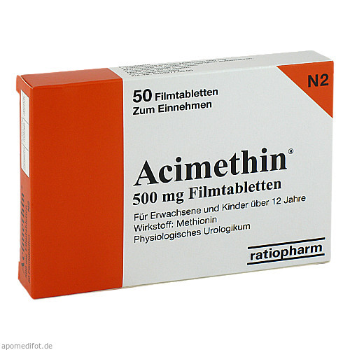 ACIMETHIN, 50 ST, ratiopharm GmbH
