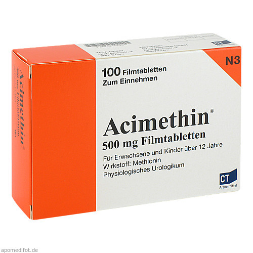 ACIMETHIN, 100 ST, ratiopharm GmbH