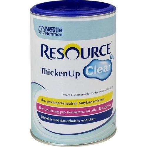 Resource ThickenUp Clear, 125 G, Nestle Health Science (Deutschland) GmbH