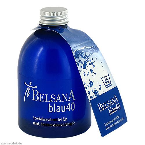 Belsana blau 40 Spezialwaschmittel, 250 ML, Belsana Medizinische Erzeugnisse