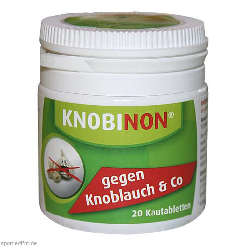 Knobinon Kautablette Dose, 20 ST, Olaf Stein