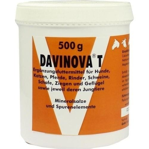 DAVINOVA T VET, 500 G, ARDAP CARE GmbH
