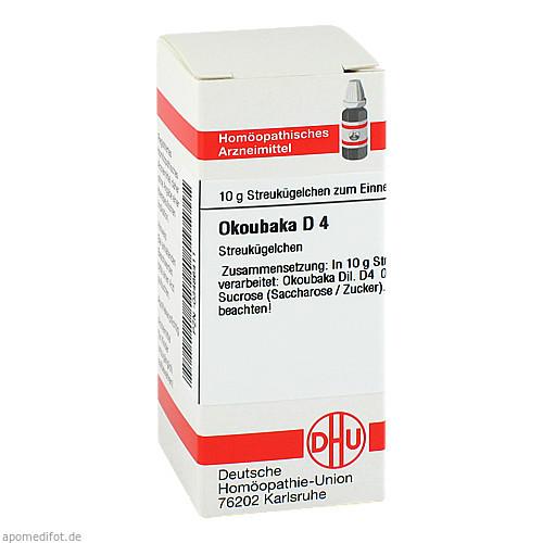 OKOUBAKA D 4, 10 G, Dhu-Arzneimittel GmbH & Co. KG