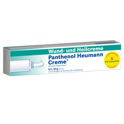 Panthenol Heumann Creme, 50 G, Heumann Pharma GmbH & Co. Generica KG
