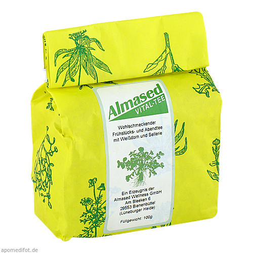 ALMASED VITALTEE, 100 G, Almased Wellness GmbH