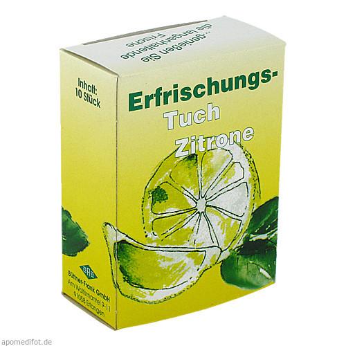 ERFRISCHUNGSTUECHER FRA, 10 ST, Büttner-Frank GmbH