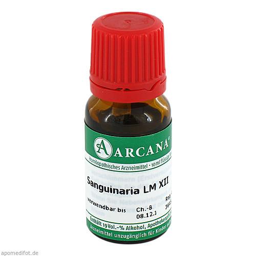 SANGUINARIA ARCA LM 12, 10 ML, ARCANA Dr. Sewerin GmbH & Co. KG