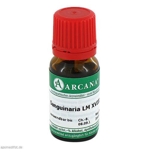 SANGUINARIA ARCA LM 18, 10 ML, ARCANA Dr. Sewerin GmbH & Co. KG