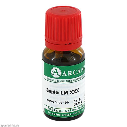 SEPIA ARCA LM 30, 10 ML, Arcana Arzneimittel-Herstellung Dr. Sewerin GmbH & Co. KG
