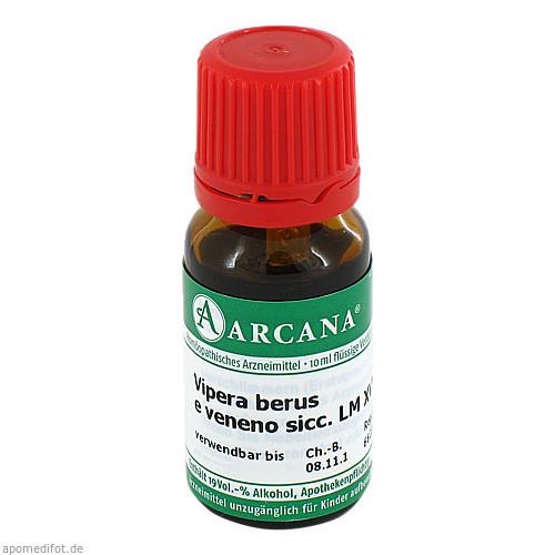 VIPERA BERUS ARCA LM 18, 10 ML, Arcana Arzneimittel-Herstellung Dr. Sewerin GmbH & Co. KG