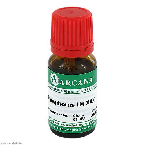 PHOSPHORUS ARCA LM 30, 10 ML, Arcana Arzneimittel-Herstellung Dr. Sewerin GmbH & Co. KG