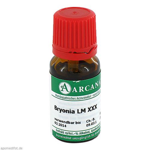 BRYONIA ARCA LM 30, 10 ML, Arcana Arzneimittel-Herstellung Dr. Sewerin GmbH & Co. KG