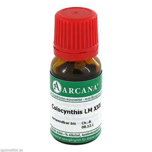 COLOCYNTHIS ARCA LM 30, 10 ML, Arcana Arzneimittel-Herstellung Dr. Sewerin GmbH & Co. KG