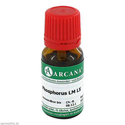 PHOSPHORUS ARCA LM 60, 10 ML, Arcana Arzneimittel-Herstellung Dr. Sewerin GmbH & Co. KG