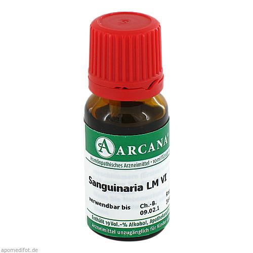 SANGUINARIA ARCA LM 6, 10 ML, ARCANA Dr. Sewerin GmbH & Co. KG