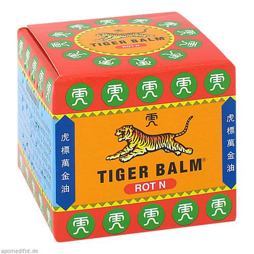 TIGER BALM ROT N, 19.4 G, Queisser Pharma GmbH & Co. KG