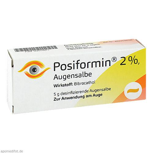 POSIFORMIN 2%, 5 G, Ursapharm Arzneimittel GmbH