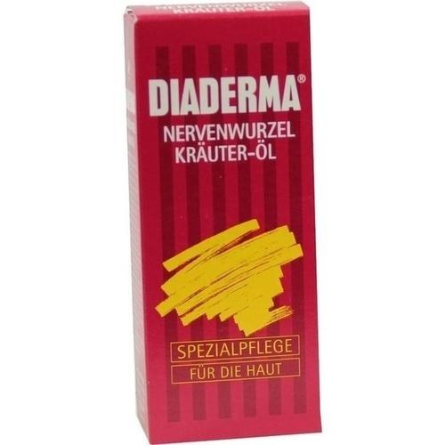 DIADERMA NERVENWURZ KRAEUT, 50 ML, M.E.G.Gottlieb Diaderma-Haus GmbH + Co. KG